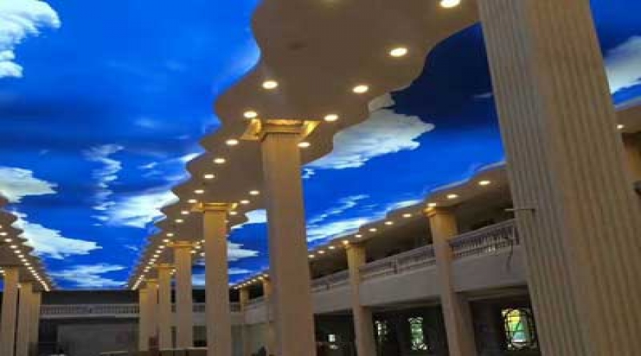Stretch Ceiling Hotel Project