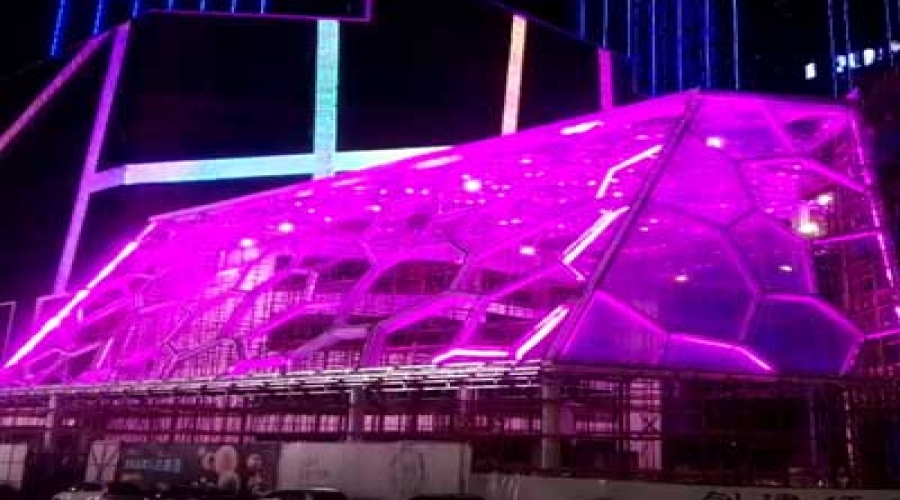 ETFE Structural Membrane,Commercial Shopping market Project